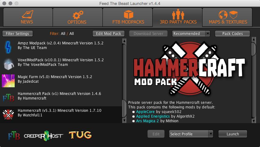 hammer-guide-mod-pack