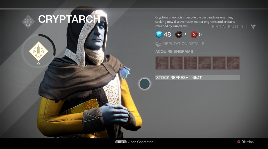 The Cryptarch